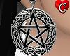 Earring CelticPenta R
