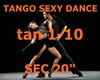 TANGO SEXY DANCE