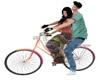 LOVE POSE BIKE2 (KL)