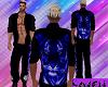 blackshirt blue tiger