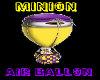 Minion Air Ballon