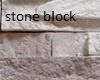 stone block II