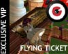 Flying Choco Ticket