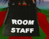 Room Staff Vest Female