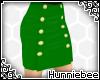 [H] Buttoned Mini Green