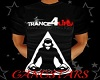 T Trance 4 Life Logo Blk