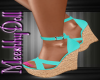 {MD}Dany Wedge_Teal
