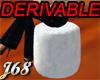 J68 Marshmallow Seat