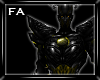 (FA)EvilArmorTop Gold