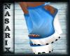 *N* -Blue Shoes-