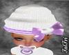 Newborn Beanie/Lilac