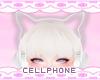 kitty headphones ❤