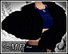 ~MP~ BlkBlue Jacket Only
