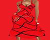 Soft Red Dress xxl