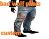 bad wolf pants custom