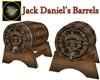 Jack Daniel's Barrels