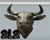 Longhorn Bronzed Bull