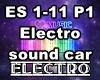 ♠ Electro sound car P1