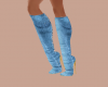 (wiz) Denim Boots