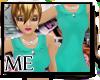 ME*Scallop Dress in Mint