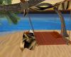 *cp*Island Palm Bed