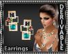 Multi-Gem Earrings