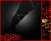 ⛧Dark Chained Gloves