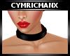 Cym Black Collar