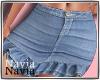 RLL jean Skirt