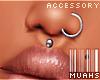 $ Medusa/Nose Ring V2