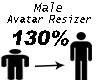 Scaler Avatar 130%