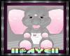 Kids Pink Elephant