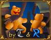Pumpkin Teddybear by T&R