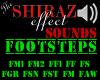 Sounds Footsteps