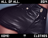 Leather Shorts RLL