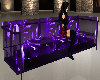 Purple Ethereal couch