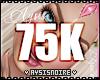 75K Support Sticker