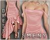 [Is] Belleza Pink Dress