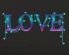 Neon Love & Lights Sign