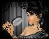Hairbrush Mic_Blk
