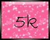 L| 5k support sticker