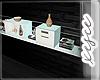 ! Wall deco shelf