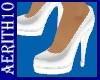 High-Heels White