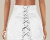 H. Suede Miniskirt