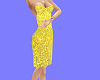 !BD Yellow Spark Dress