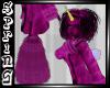 @ Purple Hair
