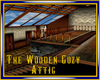 The Wooden Cozy Attic