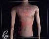 Red Body Glitter