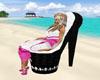 s~n~d shoe chair