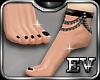 EV Chain & Tape Barefoot
